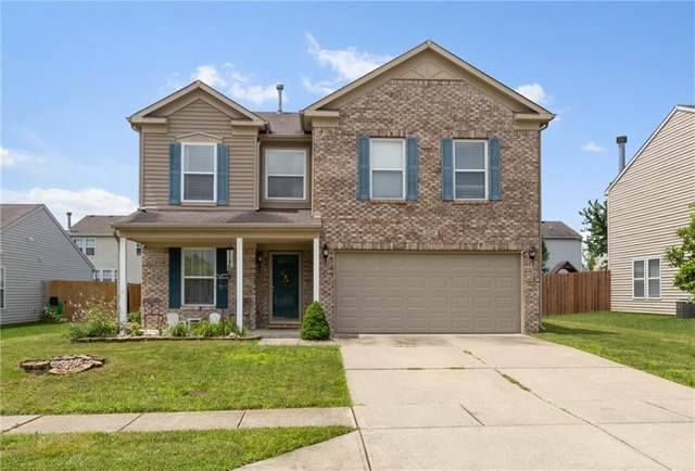 5724 Grassy Bank Drive, Indianapolis, IN 46237 (MLS #21798977) :: Heard Real Estate Team | eXp Realty, LLC