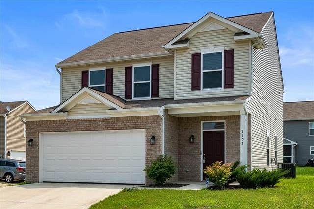 4107 Little Bighorn Drive, Indianapolis, IN 46236 (MLS #21798999) :: Mike Price Realty Team - RE/MAX Centerstone