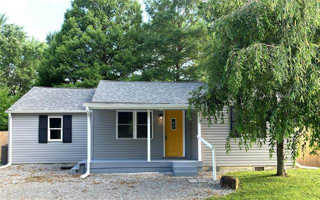 6944 W 800 N, Fairland, IN 46126 (MLS #21799005) :: Mike Price Realty Team - RE/MAX Centerstone