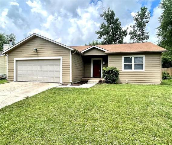 3566 Valley Lake Drive, Indianapolis, IN 46227 (MLS #21799008) :: Mike Price Realty Team - RE/MAX Centerstone