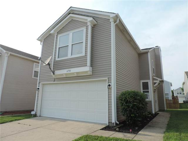 6750 Pembridge Way, Indianapolis, IN 46254 (MLS #21799010) :: Mike Price Realty Team - RE/MAX Centerstone