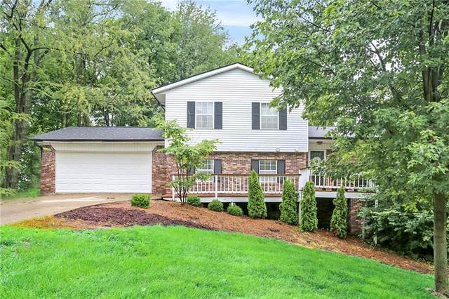 1766 Brer Rabbit Drive, Greenwood, IN 46143 (MLS #21799029) :: Mike Price Realty Team - RE/MAX Centerstone