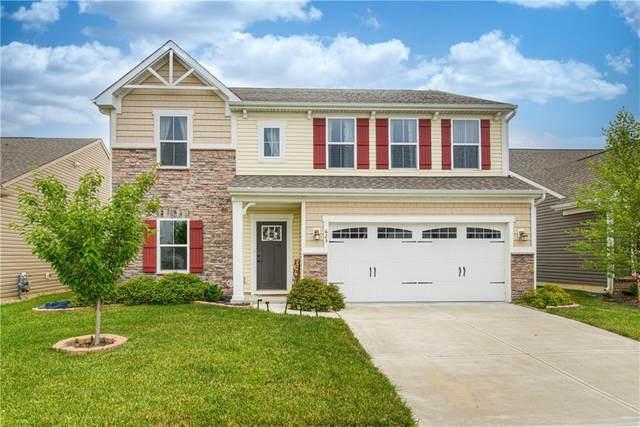 623 Keepsake Run, Greenwood, IN 46143 (MLS #21799046) :: Heard Real Estate Team | eXp Realty, LLC