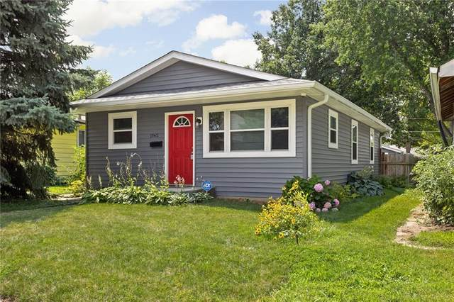 2142 S Ringgold Avenue, Indianapolis, IN 46203 (MLS #21799059) :: The Indy Property Source