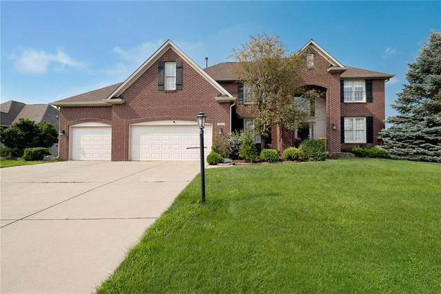 10970 Fairwoods Drive, Fishers, IN 46037 (MLS #21799079) :: The Evelo Team