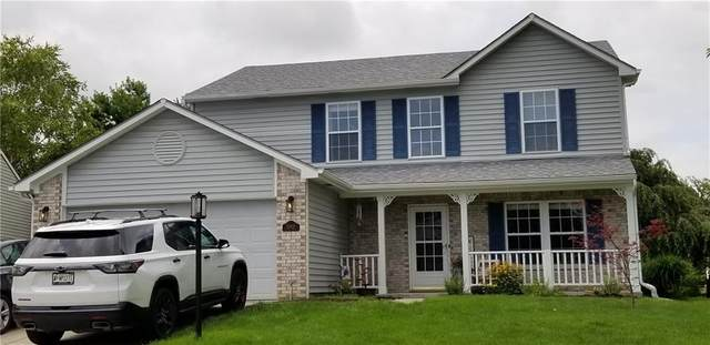 13418 Fulton, Fishers, IN 46038 (MLS #21799080) :: Mike Price Realty Team - RE/MAX Centerstone