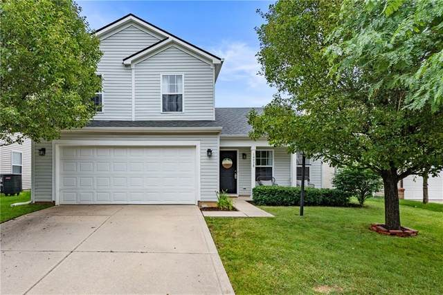 14978 Lovely Dove Lane, Noblesville, IN 46060 (MLS #21799084) :: Mike Price Realty Team - RE/MAX Centerstone
