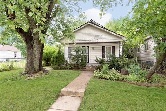 1634 E Tabor Street, Indianapolis, IN 46203 (MLS #21799095) :: AR/haus Group Realty