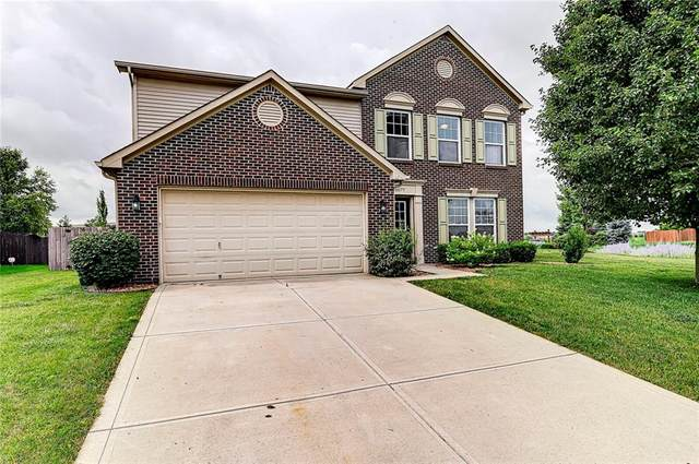 6077 W Jamison Drive, Mccordsville, IN 46055 (MLS #21799096) :: Mike Price Realty Team - RE/MAX Centerstone