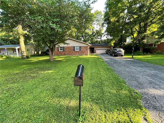 6935 Buick Drive, Indianapolis, IN 46214 (MLS #21799103) :: Pennington Realty Team