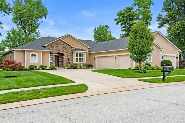 1780 Pine Meadow Drive, Indianapolis, IN 46234 (MLS #21799139) :: Mike Price Realty Team - RE/MAX Centerstone