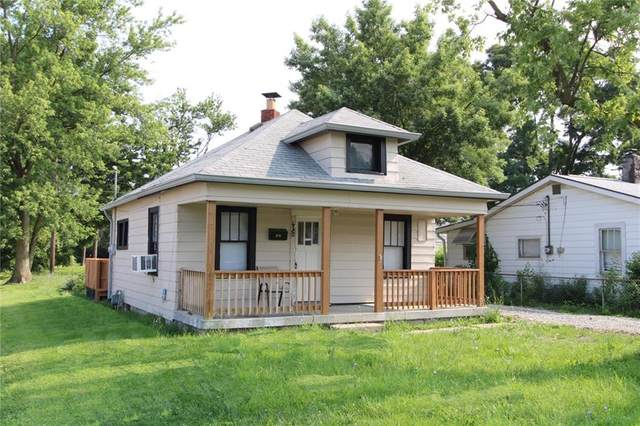 610 Martin Street, Indianapolis, IN 46227 (MLS #21799154) :: Anthony Robinson & AMR Real Estate Group LLC