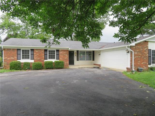 6996 Karyn Drive, Avon, IN 46123 (MLS #21799164) :: The Indy Property Source