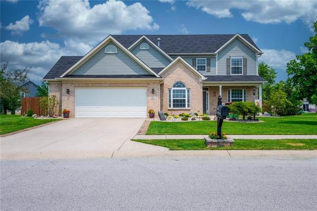 5652 W Glenview Drive, Mccordsville, IN 46055 (MLS #21799165) :: Mike Price Realty Team - RE/MAX Centerstone