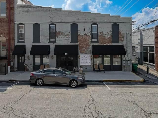 38 N Washington Street, Danville, IN 46122 (MLS #21799166) :: The Indy Property Source