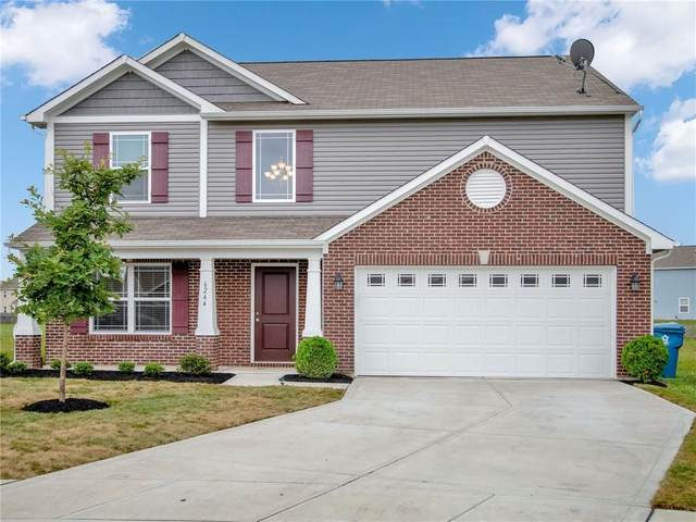 6244 Emerald Lake Court, Indianapolis, IN 46221 (MLS #21799199) :: Pennington Realty Team