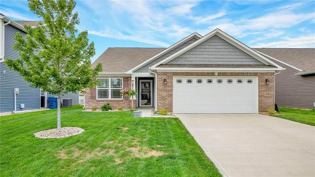 6237 Emerald Lake Court, Indianapolis, IN 46221 (MLS #21799204) :: Pennington Realty Team