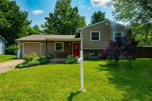 5525 Prairie Dog Drive, Indianapolis, IN 46237 (MLS #21799207) :: Mike Price Realty Team - RE/MAX Centerstone
