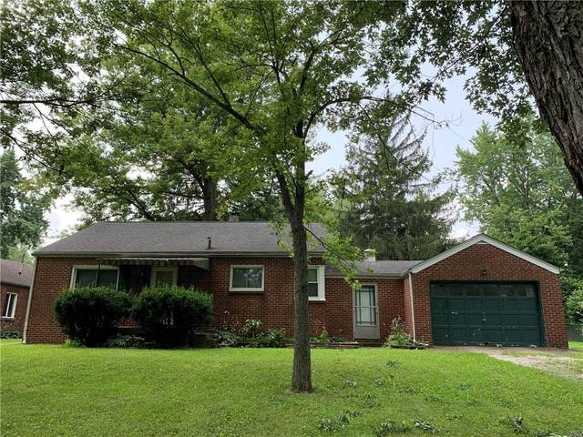 31 Urban Drive, Anderson, IN 46011 (MLS #21799211) :: Mike Price Realty Team - RE/MAX Centerstone