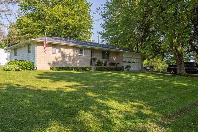 230 S Vine Street, Greensburg, IN 47240 (MLS #21799227) :: AR/haus Group Realty