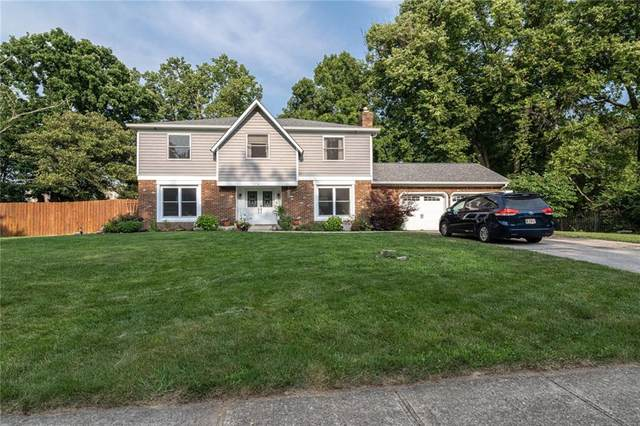 7357 Avalon Trail Road, Indianapolis, IN 46250 (MLS #21799243) :: AR/haus Group Realty