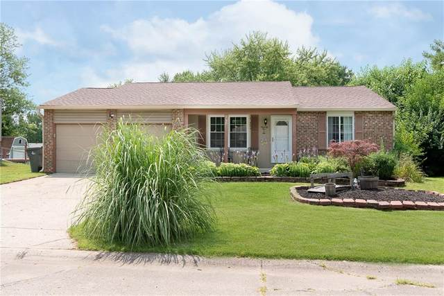 7502 Gordon Way, Indianapolis, IN 46237 (MLS #21799251) :: Mike Price Realty Team - RE/MAX Centerstone