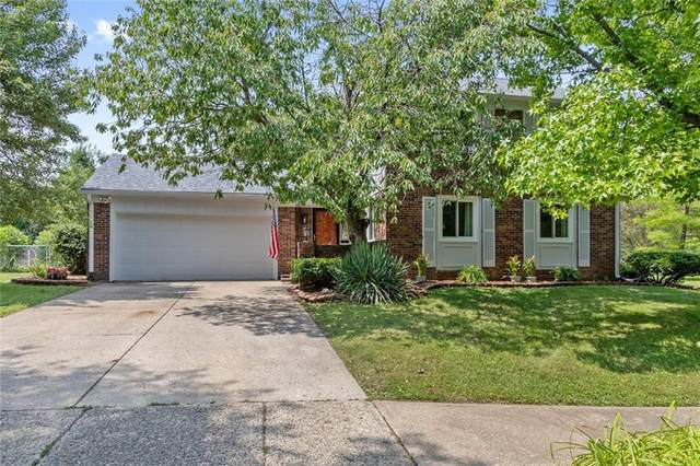 1120 Selkirk Lane, Indianapolis, IN 46260 (MLS #21799260) :: Mike Price Realty Team - RE/MAX Centerstone