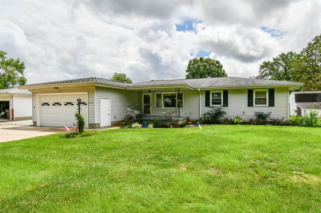 3517 Debbie Drive, Lafayette, IN 47905 (MLS #21799262) :: Mike Price Realty Team - RE/MAX Centerstone