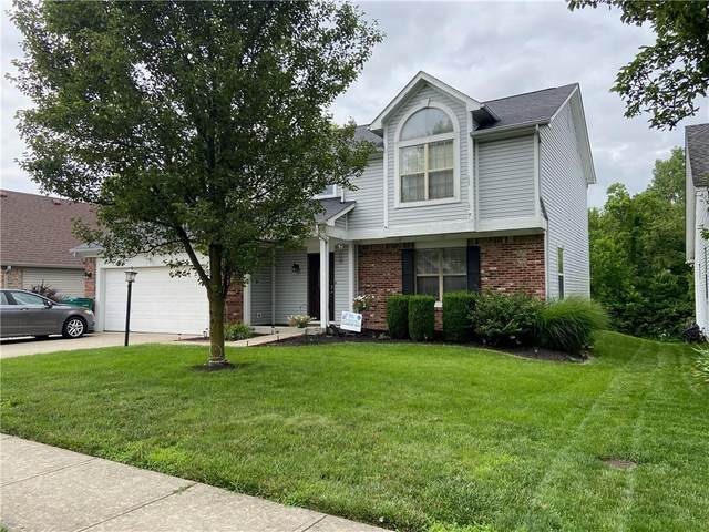 8360 Sawgrass Drive, Indianapolis, IN 46234 (MLS #21799264) :: Anthony Robinson & AMR Real Estate Group LLC