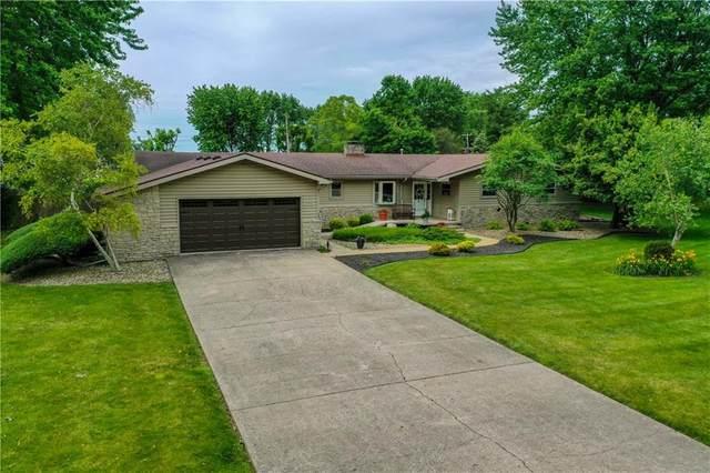 111 W Cicero Heights Drive, Tipton, IN 46072 (MLS #21799275) :: Dean Wagner Realtors