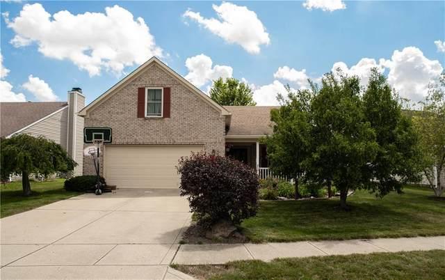 1016 Central Park Boulevard, Greenwood, IN 46143 (MLS #21799283) :: Heard Real Estate Team | eXp Realty, LLC