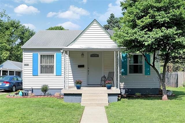 1826 N Spencer Avenue, Indianapolis, IN 46218 (MLS #21799310) :: Mike Price Realty Team - RE/MAX Centerstone