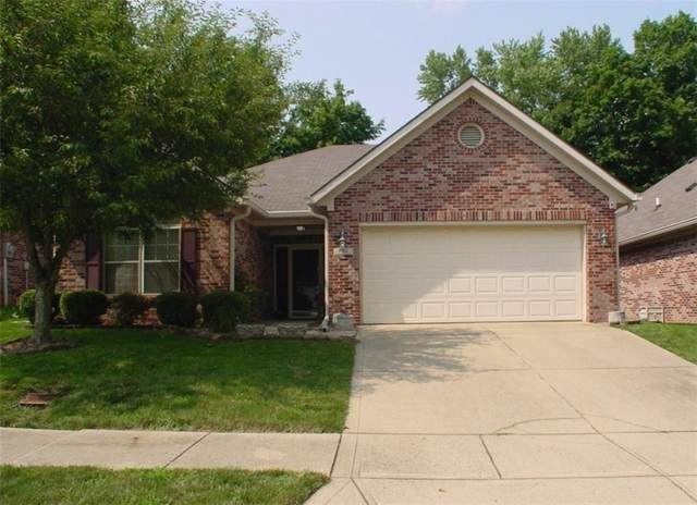 9704 Woodsong Way, Indianapolis, IN 46229 (MLS #21799320) :: AR/haus Group Realty