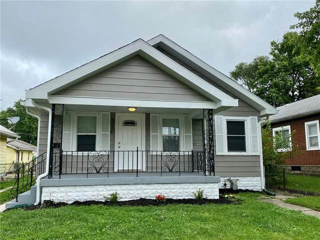 320 E Southern Avenue, Indianapolis, IN 46225 (MLS #21799323) :: Dean Wagner Realtors
