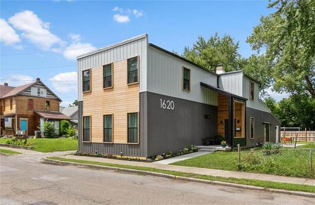 1620 W New York Street, Indianapolis, IN 46222 (MLS #21799328) :: The Indy Property Source