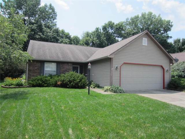 11333 Cherry Blossom East Drive, Fishers, IN 46038 (MLS #21799349) :: Heard Real Estate Team | eXp Realty, LLC