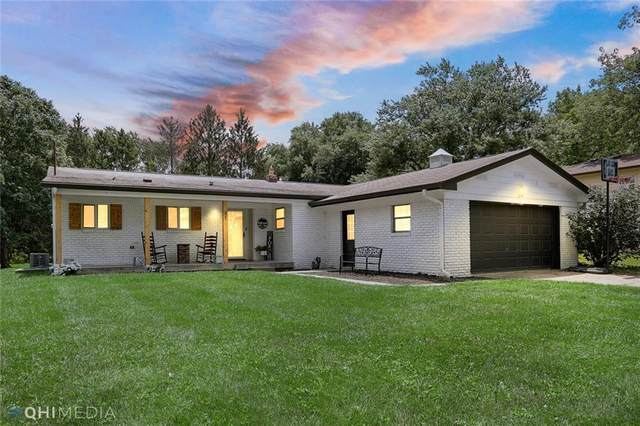 71 Parkview Road, Carmel, IN 46032 (MLS #21799383) :: AR/haus Group Realty