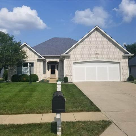 1233 Midnight Pass, Plainfield, IN 46168 (MLS #21799385) :: Anthony Robinson & AMR Real Estate Group LLC