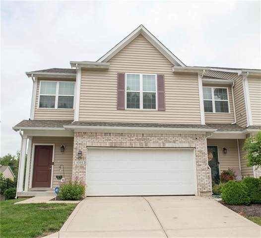 8324 Pine Branch Lane, Indianapolis, IN 46234 (MLS #21799418) :: Heard Real Estate Team | eXp Realty, LLC