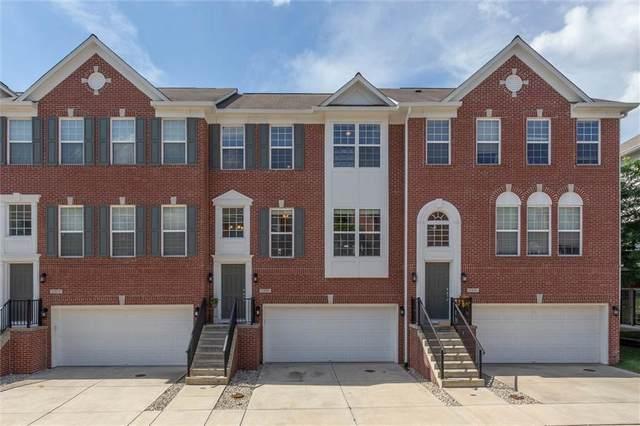 11809 Harvard Lane, Carmel, IN 46032 (MLS #21799423) :: The Indy Property Source