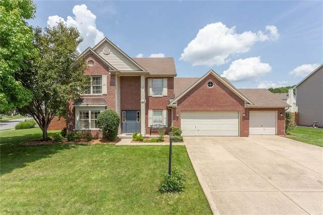 12811 Locksley Place, Fishers, IN 46038 (MLS #21799431) :: Mike Price Realty Team - RE/MAX Centerstone