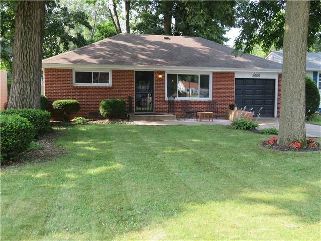2605 E 5TH Street, Anderson, IN 46012 (MLS #21799441) :: Mike Price Realty Team - RE/MAX Centerstone