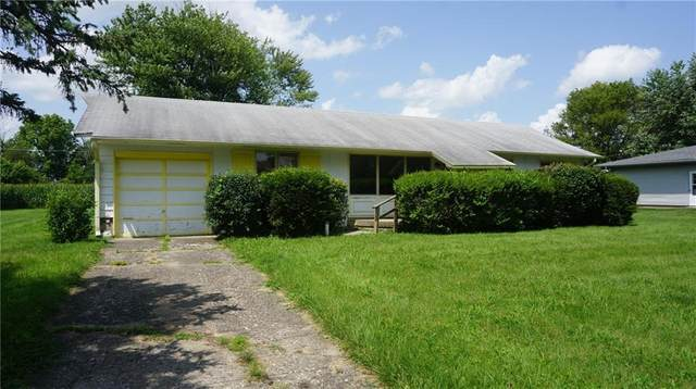 497 W Dwain Village, Shelbyville, IN 46176 (MLS #21799443) :: The Indy Property Source