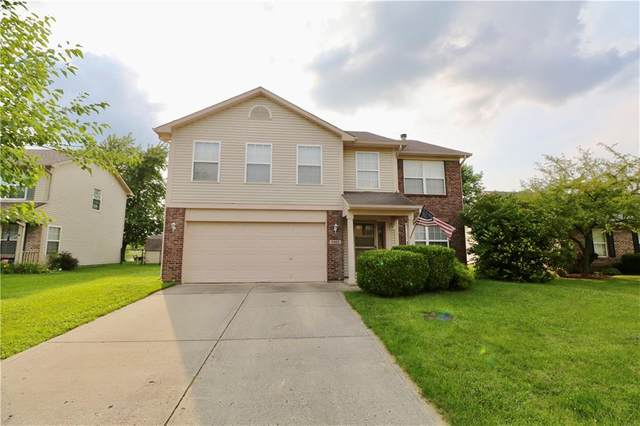 5430 Bracken Drive, Indianapolis, IN 46239 (MLS #21799453) :: AR/haus Group Realty