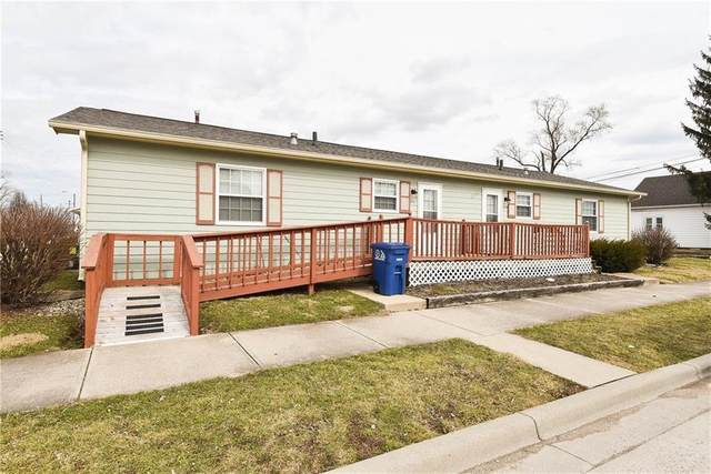 520 S Pike Street, Shelbyville, IN 46176 (MLS #21799462) :: Mike Price Realty Team - RE/MAX Centerstone