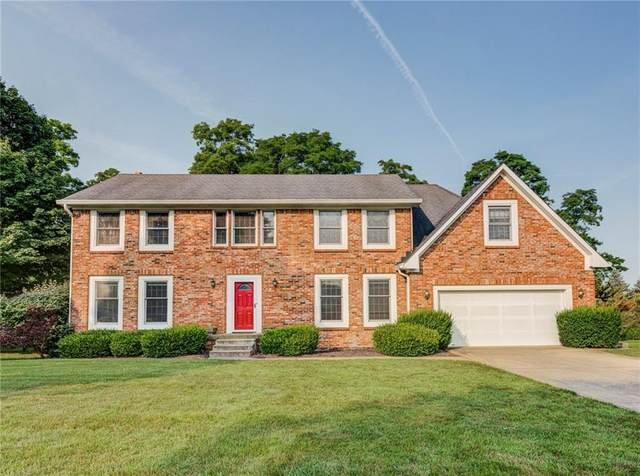 100 Derbyshire Drive, Indianapolis, IN 46229 (MLS #21799463) :: Mike Price Realty Team - RE/MAX Centerstone