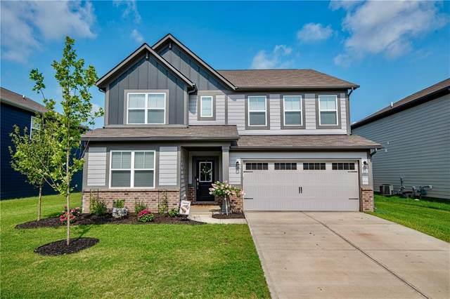 20080 Fenside, Westfield, IN 46074 (MLS #21799472) :: Heard Real Estate Team | eXp Realty, LLC