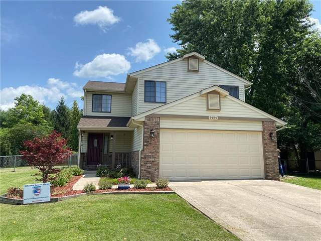 1424 Chesterfield Avenue, Anderson, IN 46012 (MLS #21799487) :: Mike Price Realty Team - RE/MAX Centerstone