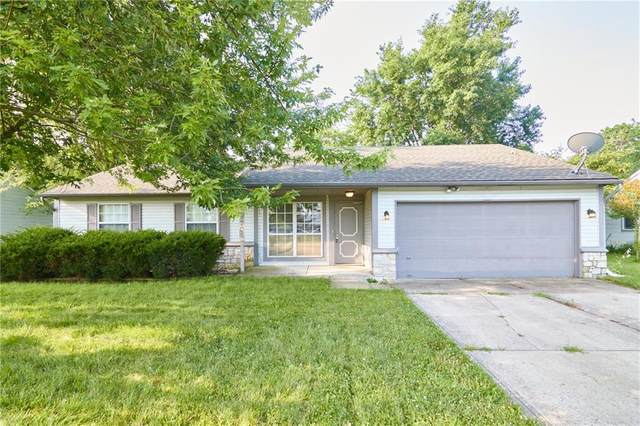 205 Rampart Street, Shelbyville, IN 46176 (MLS #21799490) :: Mike Price Realty Team - RE/MAX Centerstone