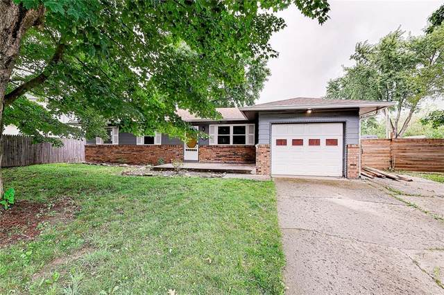907 Brooks Drive, Fortville, IN 46040 (MLS #21799492) :: RE/MAX Legacy